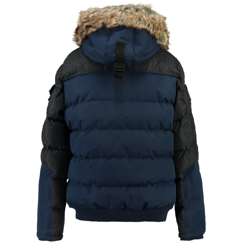 Geographical Norway GEOGRAPHICAL NORWAY Vinterjakke Herre Claycon Winter jacket Navy