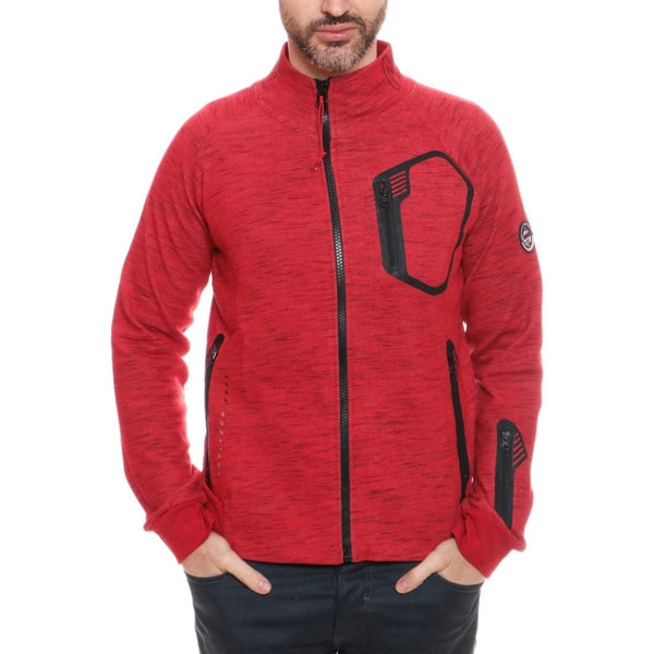 Geographical Norway GEOGRAPHICAL NORWAY fleecetrøje Herre FERIO Sweatshirt Red
