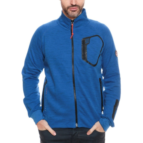 Geographical Norway GEOGRAPHICAL NORWAY fleecetrøje Herre FERIO Sweatshirt Royal Blue