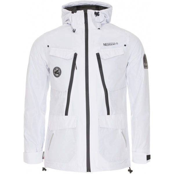 Geographical Norway GEOGRAPHICAL NORWAY jakke Herre ATTIRANCE Spring jacket White