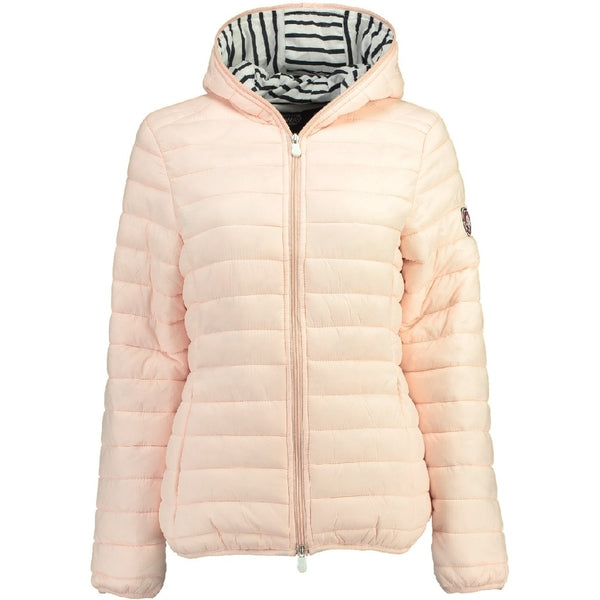 Geographical Norway GEOGRAPHICAL NORWAY vinterjakke Dame DINETTE LADY Winter jacket Rose