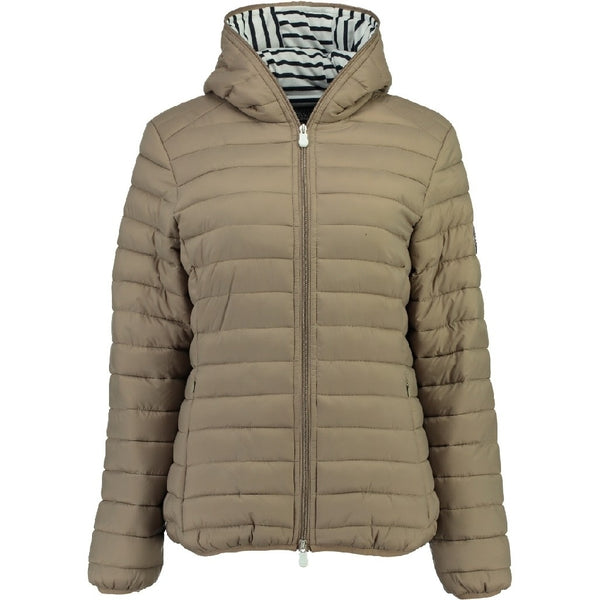 Geographical Norway GEOGRAPHICAL NORWAY vinterjakke Dame DINETTE LADY Winter jacket Sand
