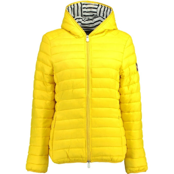 Geographical Norway GEOGRAPHICAL NORWAY vinterjakke Dame DINETTE LADY Winter jacket Yellow