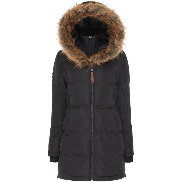 Geographical Norway Geographical Norway Dame Vinterjakke Belissima Winter jacket Black