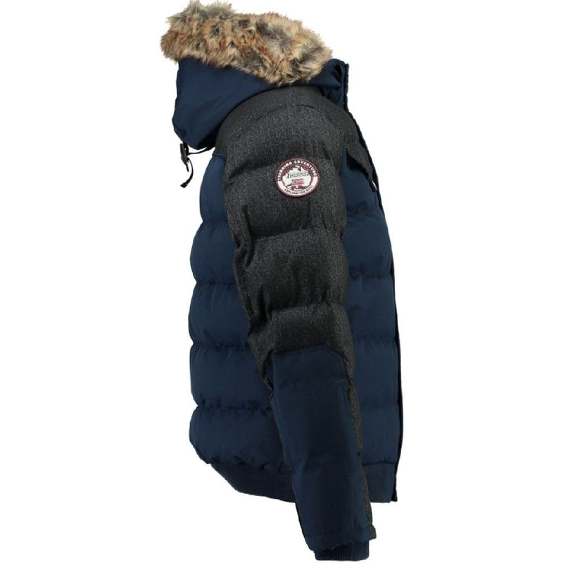 Geographical Norway Geographical Norway Vinterjakke Claycon Winter jacket Navy