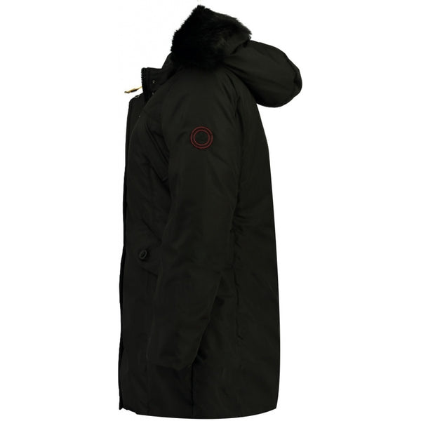 Geographical Norway Geographical Norway dame vinterjakke cherifa Winter jacket Black
