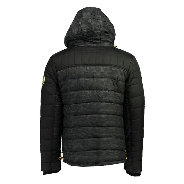 Geographical Norway GEOGRAPHICAL NORWAY Herre Vinterjakke BITTEL Winter jacket Black