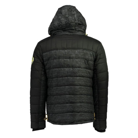GEOGRAPHICAL NORWAY Herre Vinterjakke BITTEL - Black
