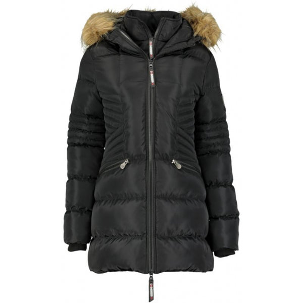 Geographical Norway GEOGRAPHICAL NORWAY Dame Vinterjakke BLIMB Winter jacket Black
