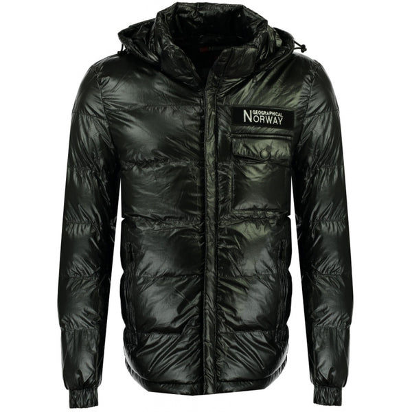 Geographical Norway Geographical Norway Herre Vinterjakke Canard Winter jacket Black