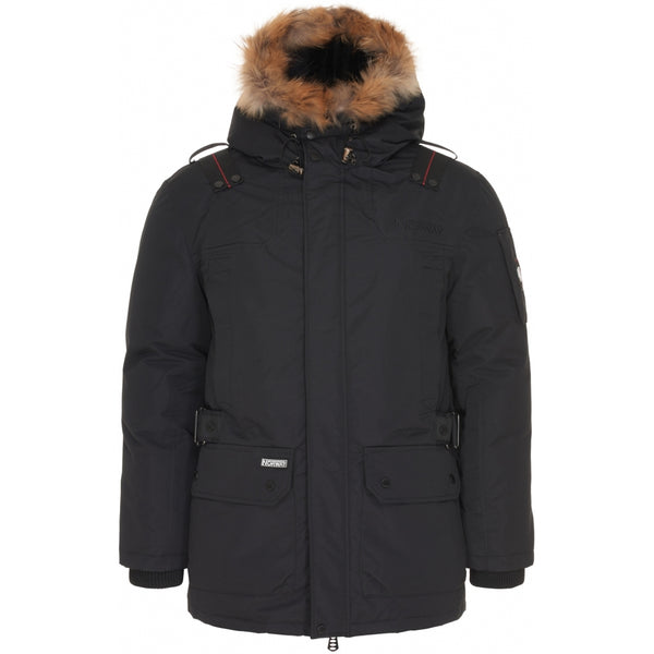Geographical Norway GEOGRAPHICAL NORWAY Vinterjakke Herre AMETYSTE Winter jacket Black