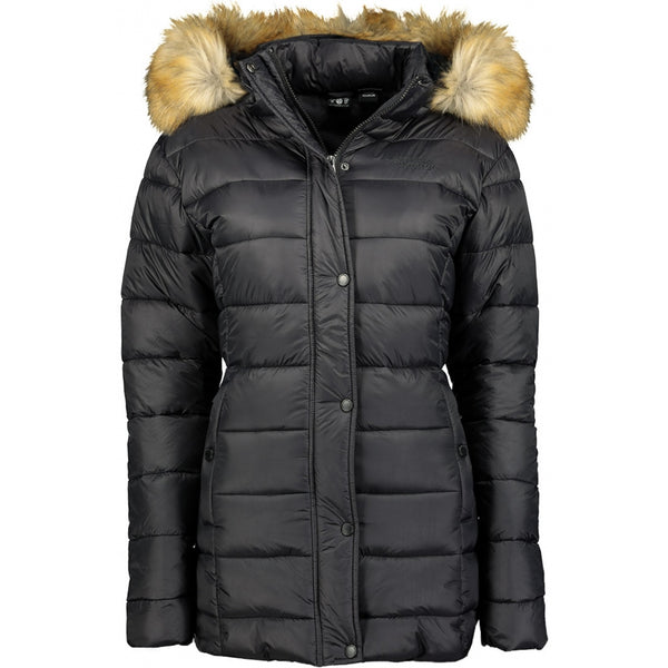 Geographical Norway GEOGRAPHICAL NORWAY Dame Vinterjakke Adela Winter jacket Black