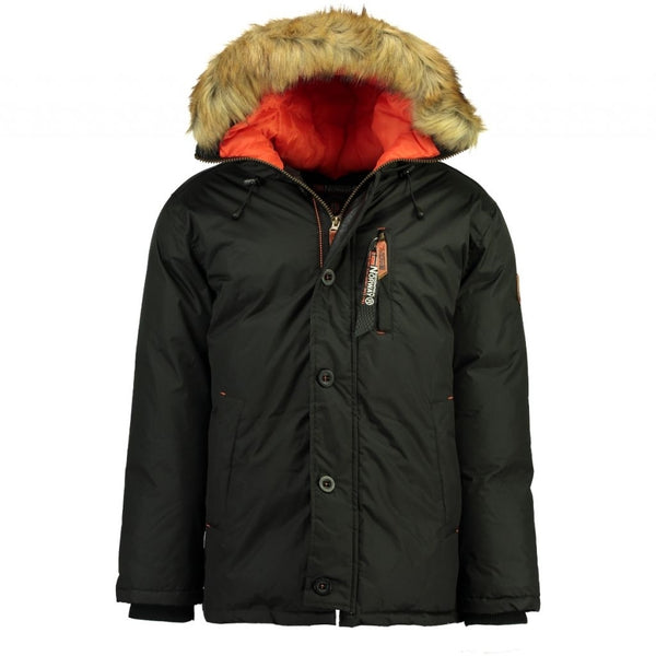 Geographical Norway GEOGRAPHICAL NORWAY Herre Vinterjakke Darwin Winter jacket Black