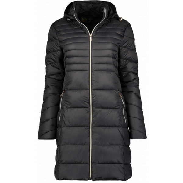 Geographical Norway GEOGRAPHICAL NORWAY Vinterjakke Dame BEALIZE Winter jacket Black