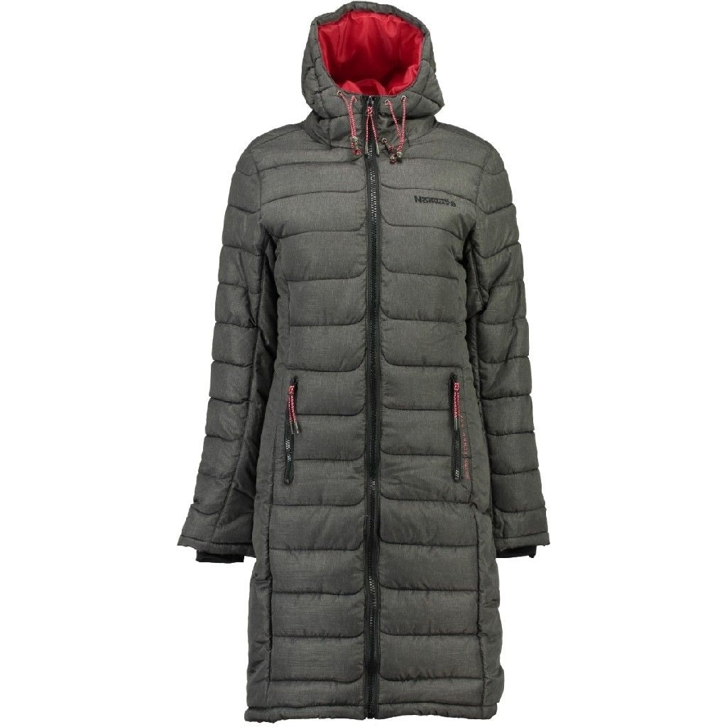 Image of   Geographical Norway Dame Vinterjakke Aroma - D.Grey