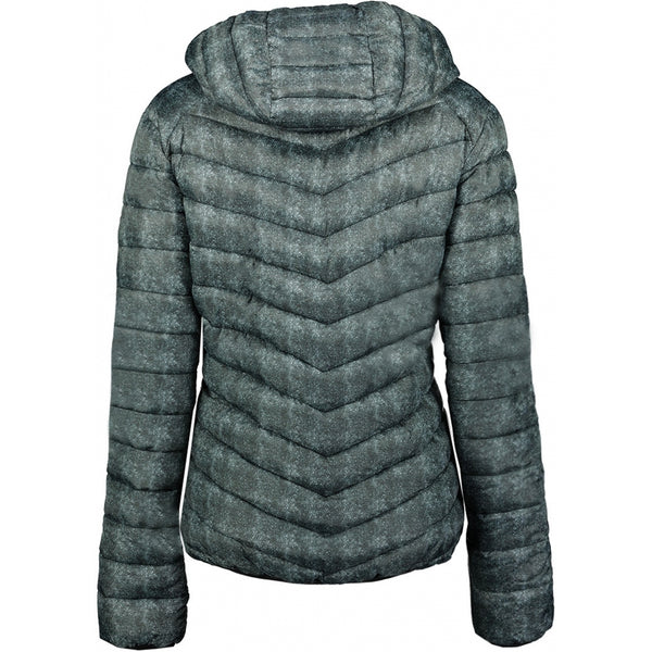 Geographical Norway GEOGRAPHICAL NORWAY Vinterjakke Dame DECLAIRE Winter jacket Grey