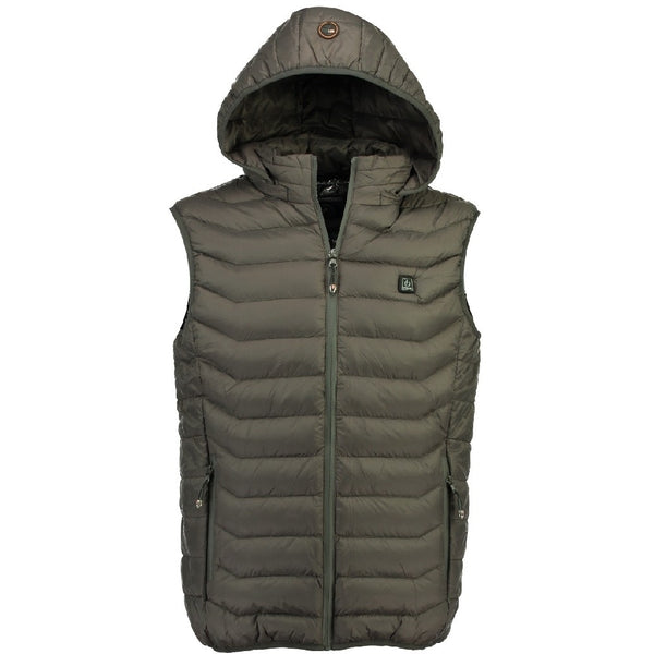 Geographical Norway GEOGRAPHICAL NORWAY Vest Herre WARM UP VEST MEN Vest Grey