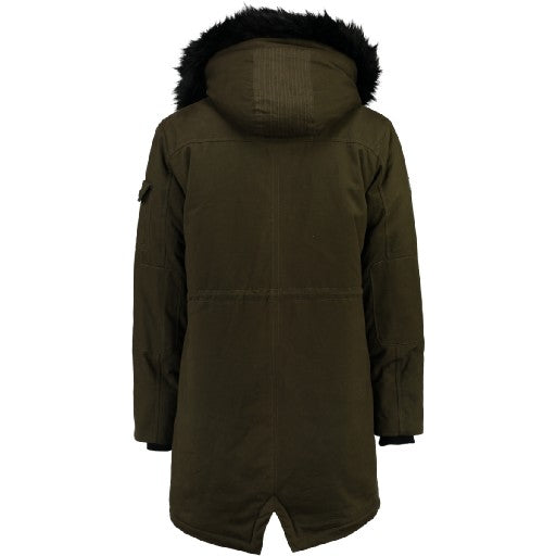 Geographical Norway Geographical Norway Vinterjakke Arissa Winter jacket Khaki