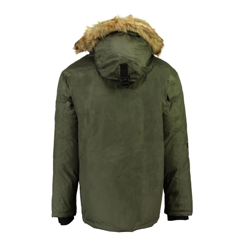 Geographical Norway GEOGRAPHICAL NORWAY Herre Vinterjakke Darwin Winter jacket Khaki