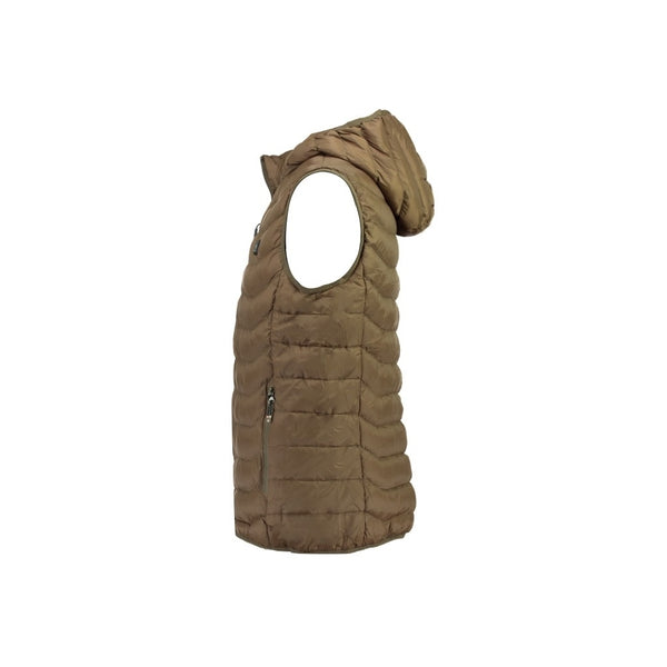 Geographical Norway GEOGRAPHICAL NORWAY Vest Herre WARM UP VEST MEN Vest Khaki
