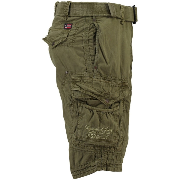 Geographical Norway GEOGRAPHICAL NORWAY Shorts Herre PRESBUL Shorts Mastic