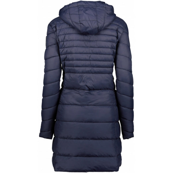 Geographical Norway GEOGRAPHICAL NORWAY Vinterjakke Dame BEALIZE Winter jacket Navy