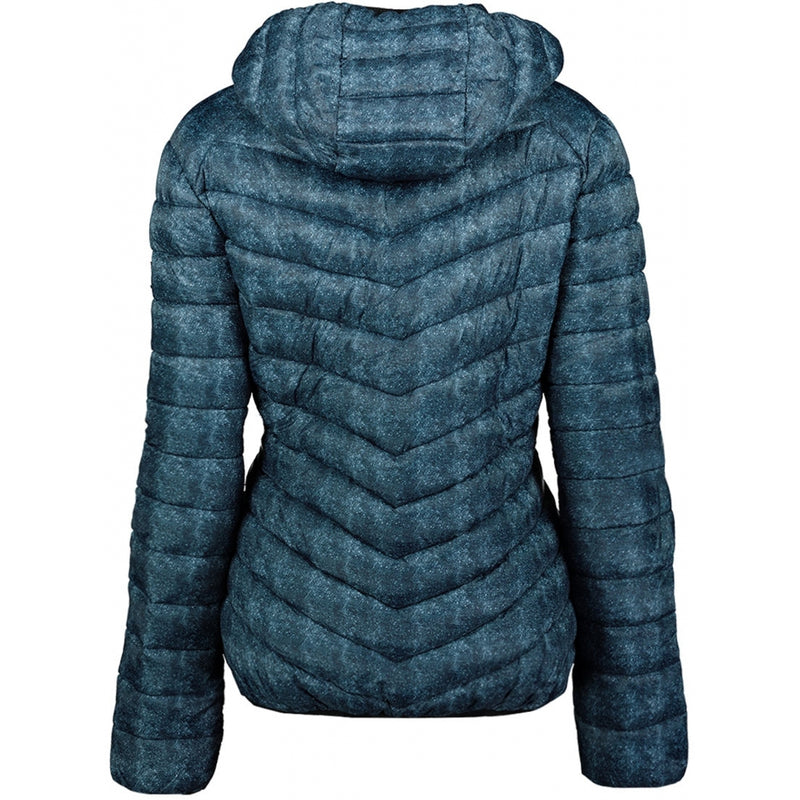 Geographical Norway GEOGRAPHICAL NORWAY Vinterjakke Dame DECLAIRE Winter jacket Navy