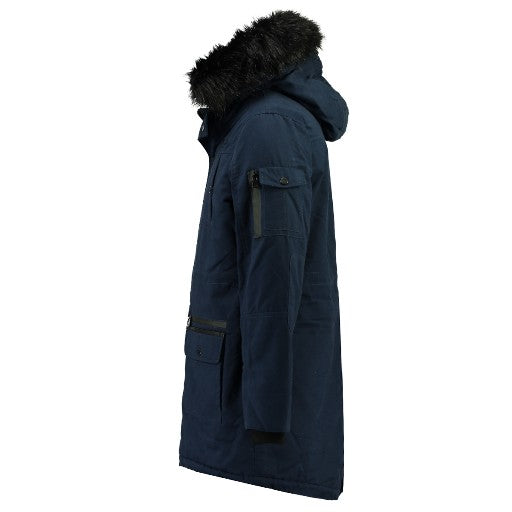 Geographical Norway Geographical Norway Vinterjakke Arissa Winter jacket Navy