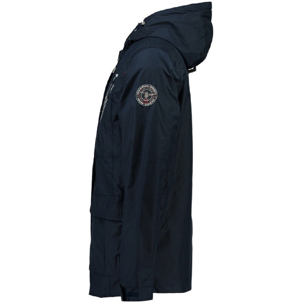 Geographical Norway GEOGRAPHICAL NORWAY Sommerjakke Herre BRETLING Spring jacket Navy