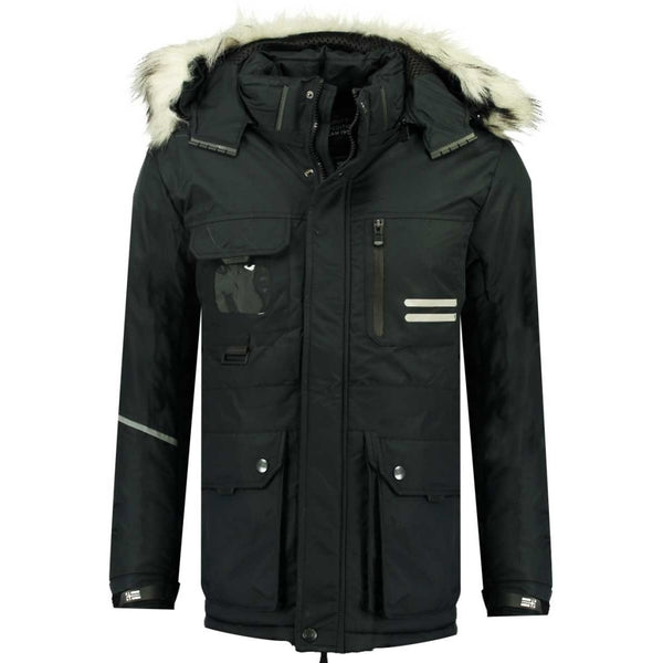 Geographical Norway Geographical Norway Herre Vinterjakke Davidway Winter jacket Navy