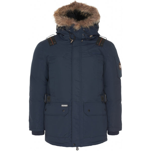 Geographical Norway GEOGRAPHICAL NORWAY Vinterjakke Herre AMETYSTE Winter jacket Navy