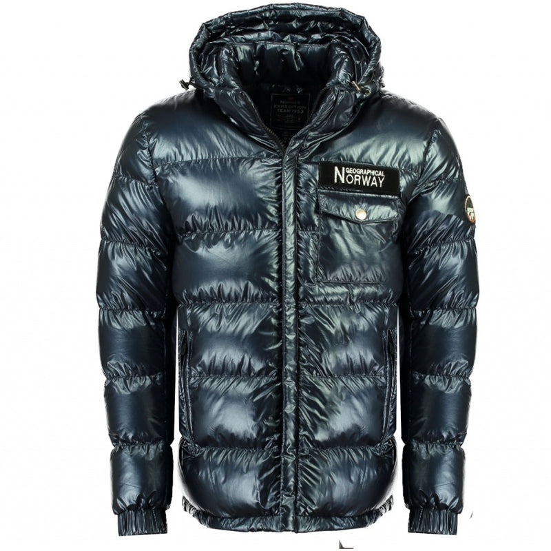 Geographical Norway Geographical Norway Herre Vinterjakke Canard Winter jacket Navy