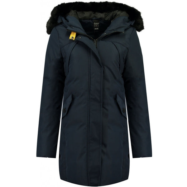 Geographical Norway Geographical Norway dame vinterjakke cherifa Winter jacket Navy