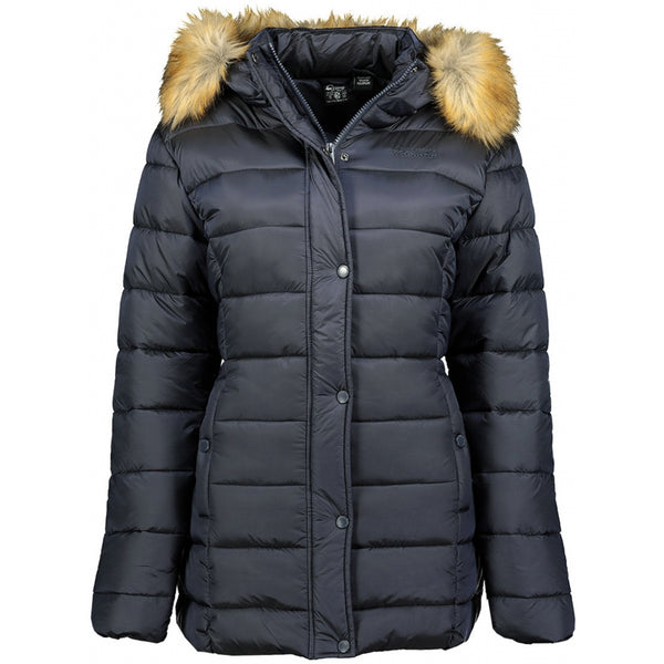 Geographical Norway GEOGRAPHICAL NORWAY Dame Vinterjakke Adela Winter jacket Navy