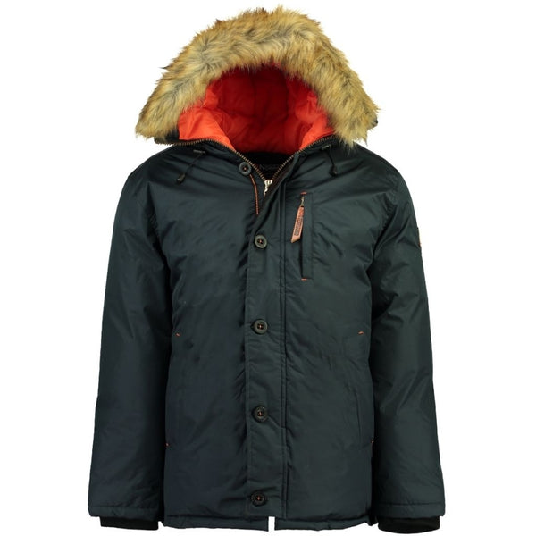 Geographical Norway GEOGRAPHICAL NORWAY Herre Vinterjakke Darwin Winter jacket Navy