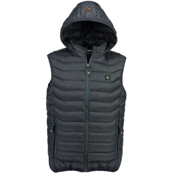 Geographical Norway GEOGRAPHICAL NORWAY Vest Herre WARM UP VEST MEN Vest Navy