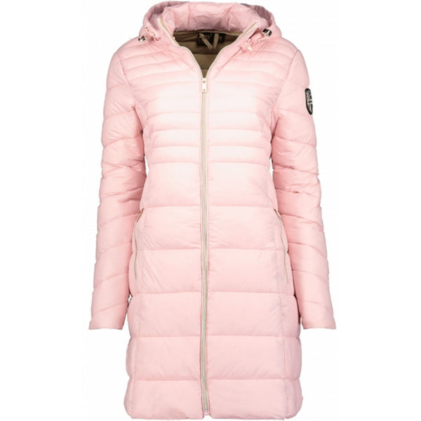 Geographical Norway GEOGRAPHICAL NORWAY Vinterjakke Dame BEALIZE Winter jacket Pink