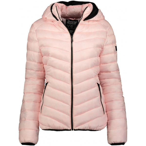 Geographical Norway GEOGRAPHICAL NORWAY Vinterjakke Dame DECLAIRE Winter jacket Pink