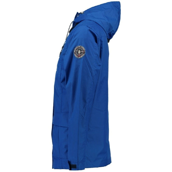 Geographical Norway GEOGRAPHICAL NORWAY Sommerjakke Herre BRETLING Spring jacket Royal Blue