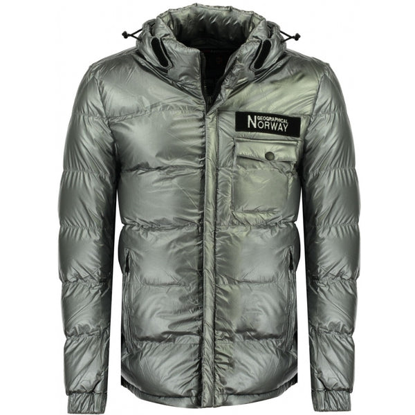 Geographical Norway Geographical Norway Herre Vinterjakke Canard Winter jacket Silver