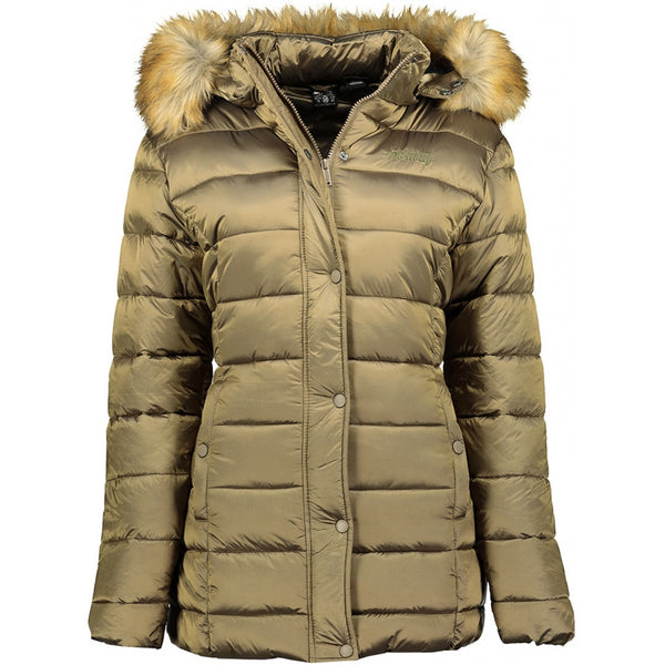 Geographical Norway GEOGRAPHICAL NORWAY Dame Vinterjakke Adela Winter jacket Storm