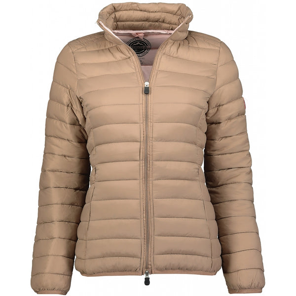 Geographical Norway GEOGRAPHICAL NORWAY Vinter Dame DAFNE Winter jacket Taupe