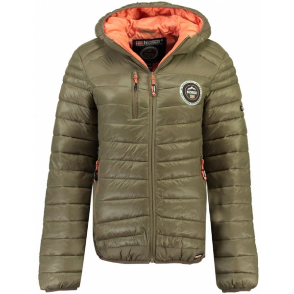 Geographical Norway GEOGRAPHICAL NORWAY Vinterjakke Dame BAMBWAY Winter jacket Taupe