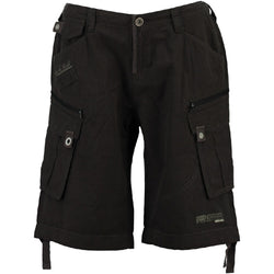 Geographical Norway Geographical Norway Herre Shorts Pirex Shorts Dark Grey