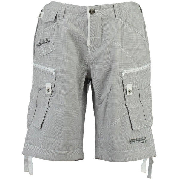 Geographical Norway Geographical Norway Herre Shorts Pirex Shorts White
