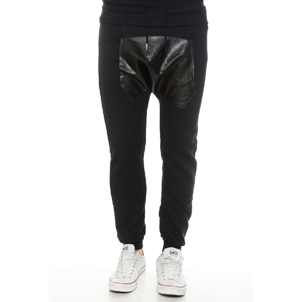 Image of   Geographical Norwaay Børne Sweatpants Malboro - Black - 8Y