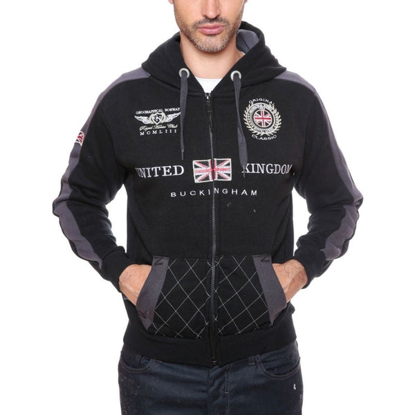 Geographical Norway Geographical Norway Børn Sweatshirt Gastaldo Sweatshirt Black