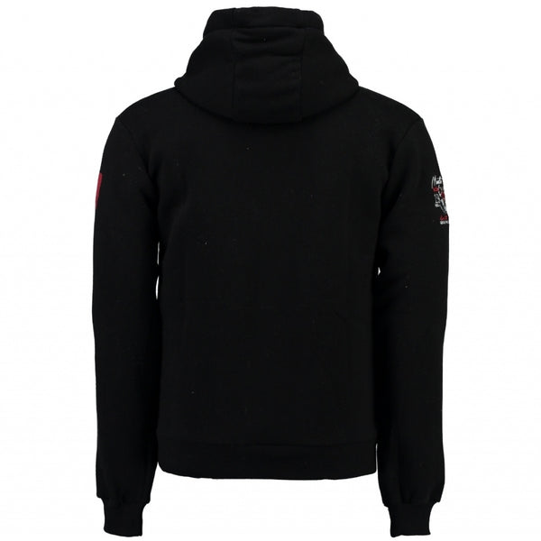 Geographical Norway Geographical Norway Børn Sweatshirt Gubber Sweatshirt Black