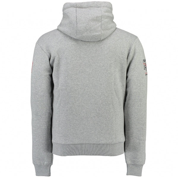 Geographical Norway Geographical Norway Børn Sweatshirt Gubber Sweatshirt Grey