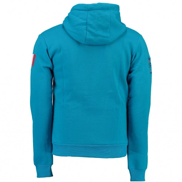 Geographical Norway Geographical Norway Børn Sweatshirt Gubber Sweatshirt Turkis
